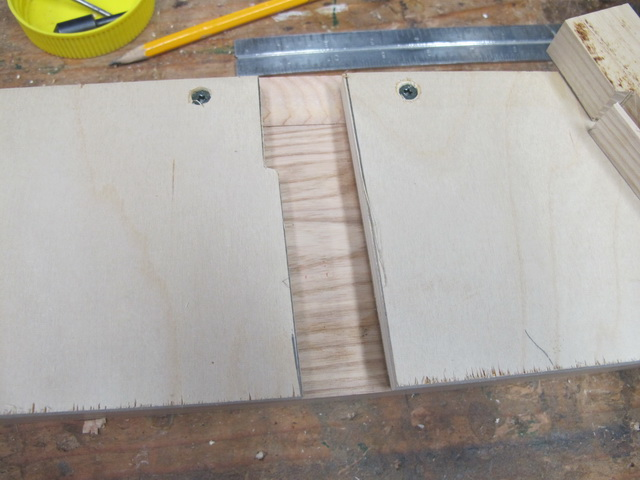 Dog Hole Strip