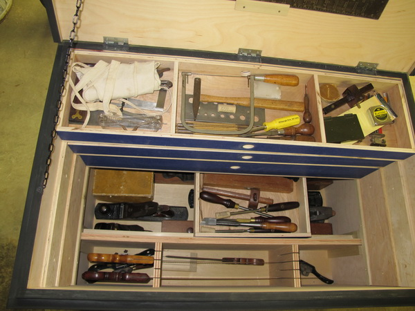 Joiner's Tool Chest