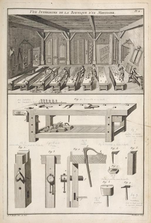 André_Jacob_Roubo_Workbench