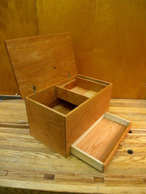 Part 11 - Jewellry Box