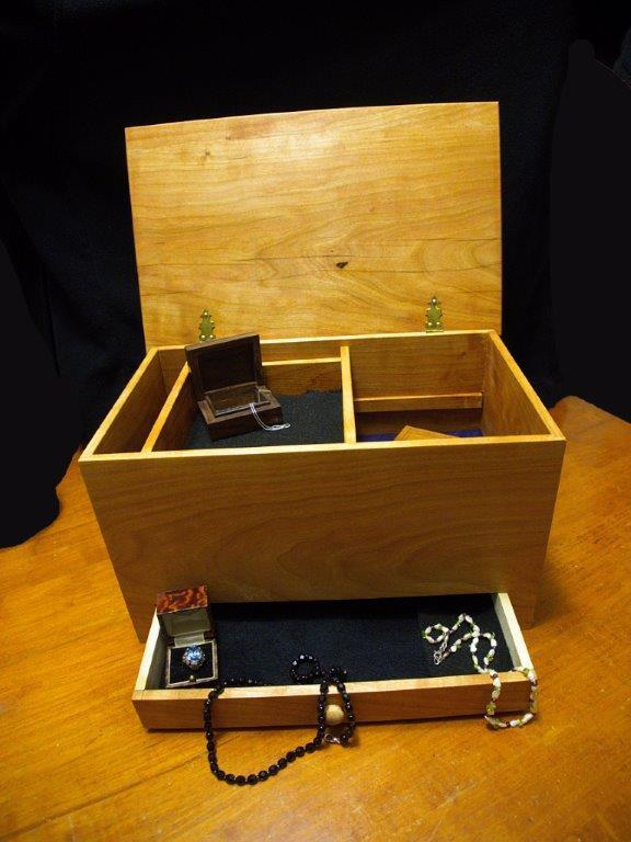 Make a Jewellry Box - Part 11