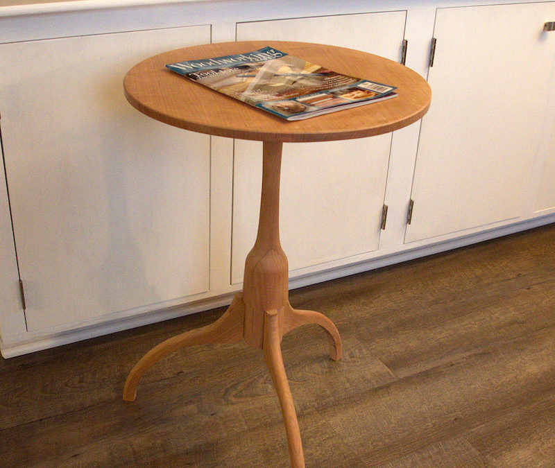 Shaker Style Candle Stand