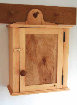 Part 14 - Shaker Hanging Cabinet